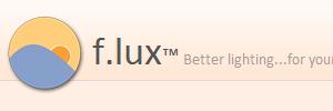 F.lux voor een beter beeld